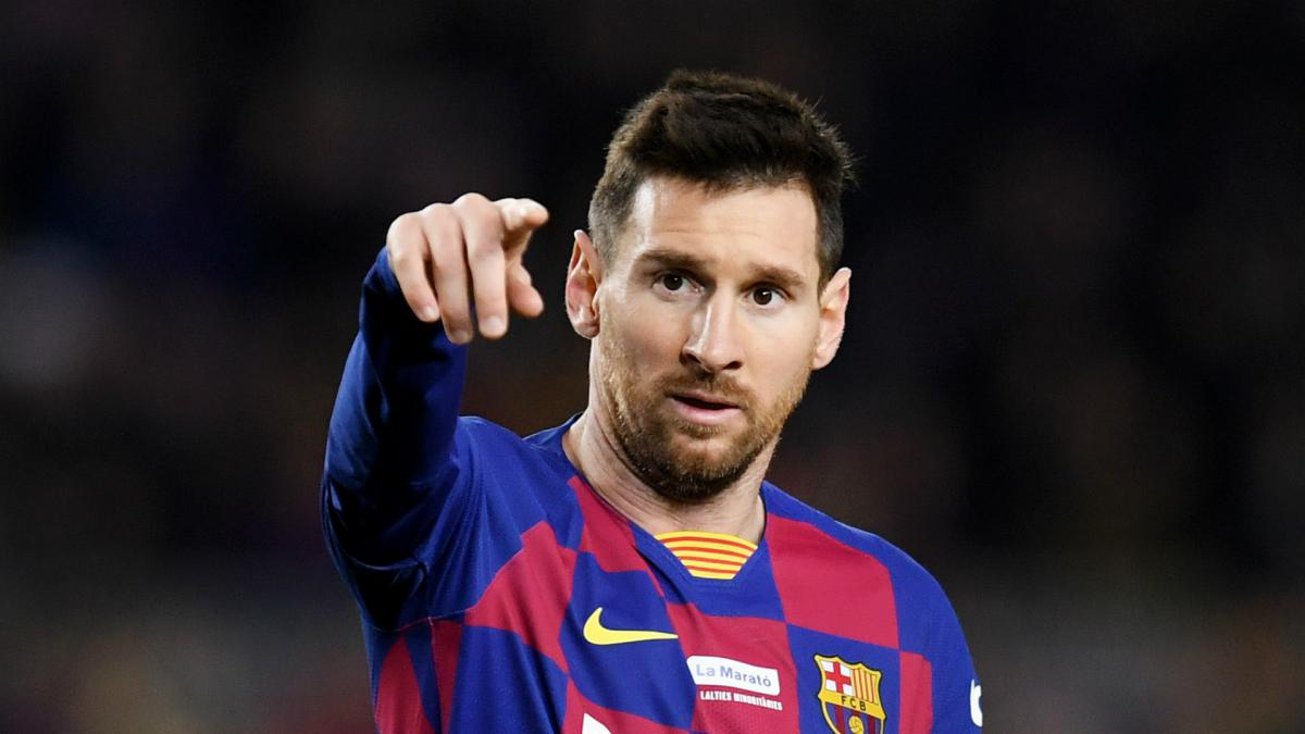 Lionel Messi, Manchester City e gidiyor #1