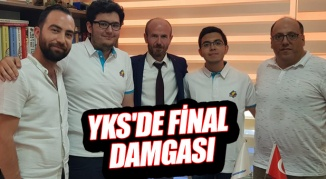 YKS'DE FİNAL DAMGASI